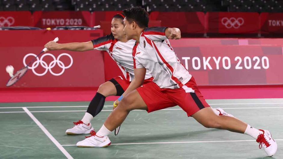 Greysia/Apriyani Berhasil Torehkan Emas Pertama Indonesia di Olimpiade Tokyo 2020-0