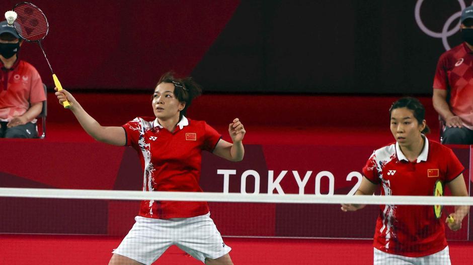 Greysia/Apriyani Berhasil Torehkan Emas Pertama Indonesia di Olimpiade Tokyo 2020-3