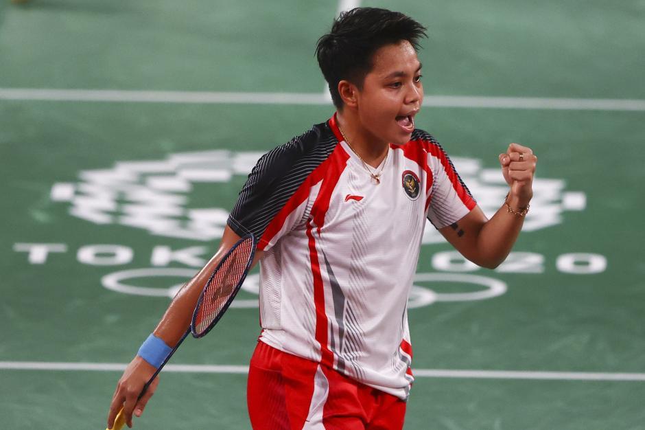 Greysia/Apriyani Berhasil Torehkan Emas Pertama Indonesia di Olimpiade Tokyo 2020-4