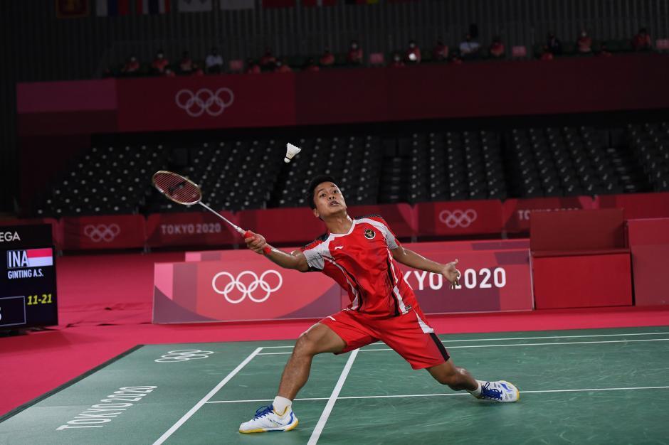 Anthony Sinisuka Sabet Medali Perunggu Olimpiade Tokyo 2020-1