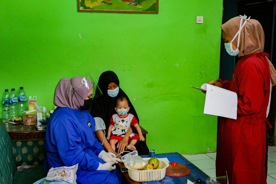 Peringati Hari ASI Sedunia, Relawan Edukasi Kesehatan Ibu Menyusui Penyintas Covid-19-0
