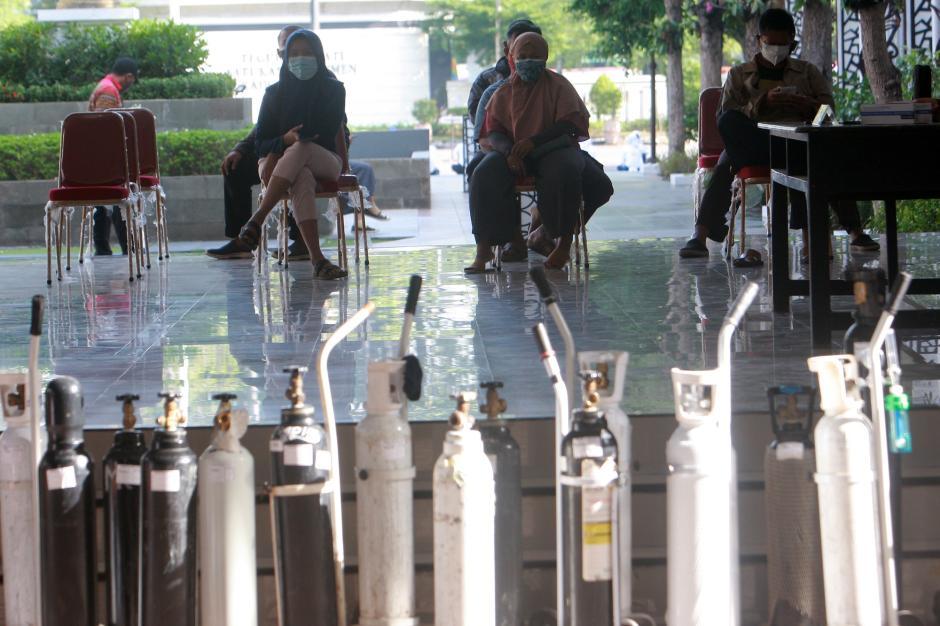 Oksigen Gratis Bagi Warga Semarang-6