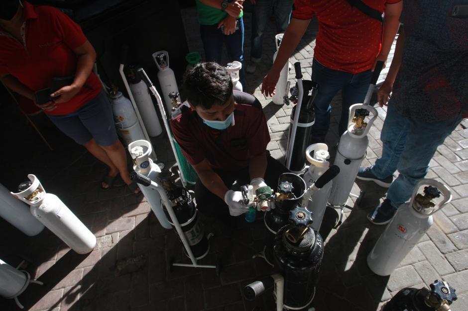 Oksigen Gratis Bagi Warga Semarang-3