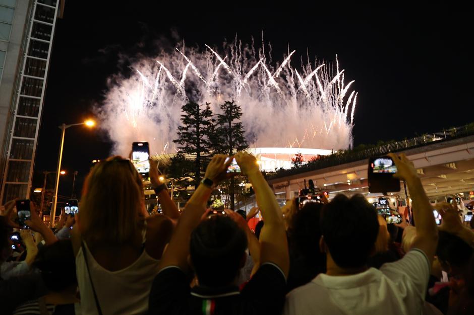 Olimpiade Tokyo 2020 Resmi Ditutup-4