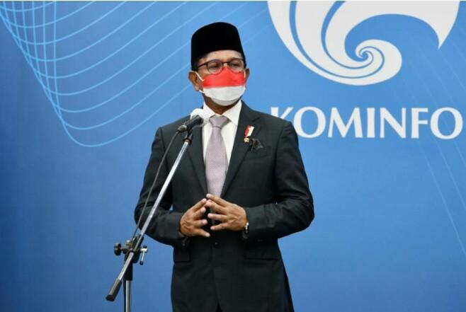 Menteri Johnny : Orkestrasi Komunikasi Publik Dukung Penanganan Pandemi-1