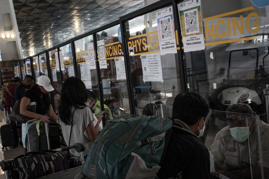 Syarat Baru Penerbangan Masa PPKM Jawa Bali-0