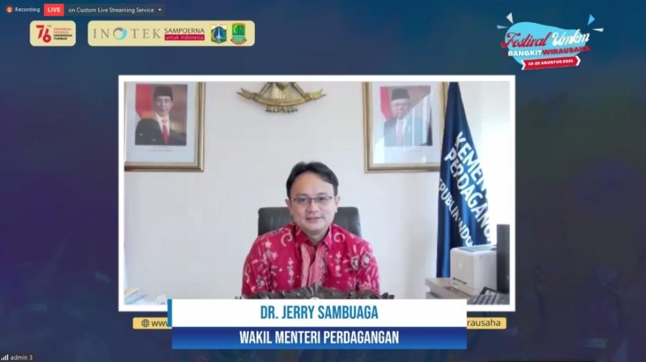 Dukung Pemulihan Ekonomi, Sampoerna dan Yayasan INOTEK Gelar Festival UMKM-2