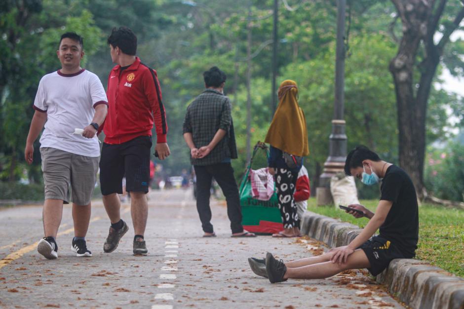 Sarana Olahraga Banjir Kanal Timur Kembali Dibuka-0