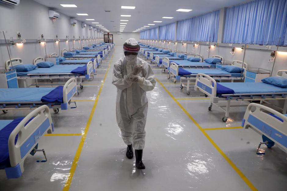 TNI AL Siapkan Rumah Oksigen Gotong Royong di Kawasan Industri Berbek Surabaya-4