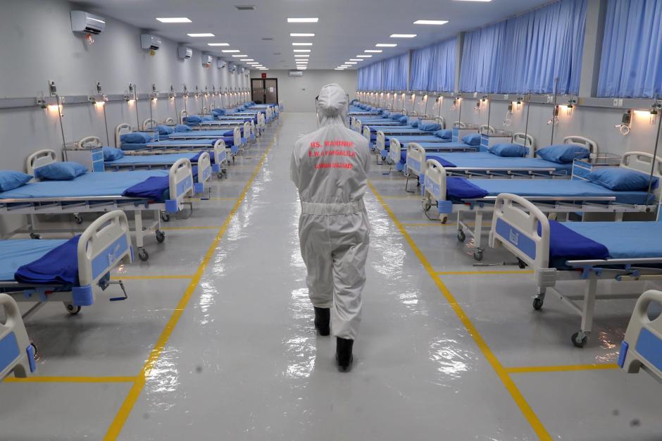 TNI AL Siapkan Rumah Oksigen Gotong Royong di Kawasan Industri Berbek Surabaya-6