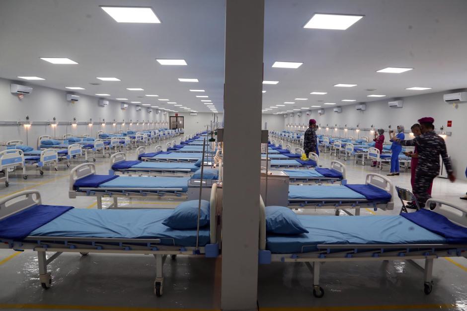TNI AL Siapkan Rumah Oksigen Gotong Royong di Kawasan Industri Berbek Surabaya-1