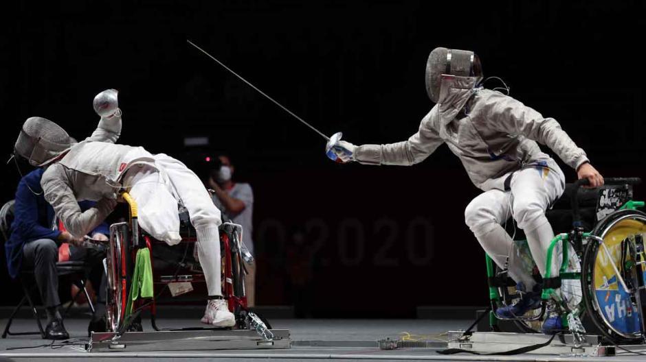 Melawan Keterbatasan, Begini Potret Perjuangan Atlet Disabilitas di Paralimpiade Tokyo 2020-3