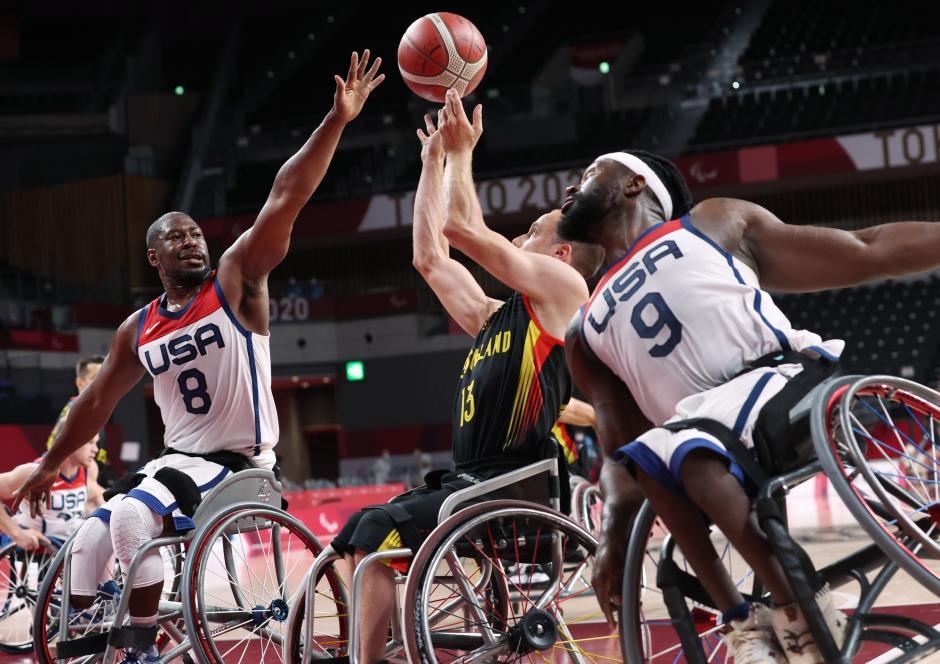 Melawan Keterbatasan, Begini Potret Perjuangan Atlet Disabilitas di Paralimpiade Tokyo 2020-4
