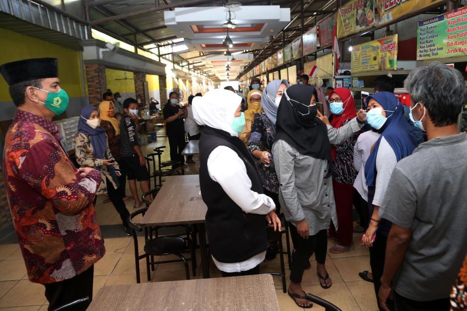 Baznas RI Salurkan Bantuan Modal pada 10.000 UMKM Terdampak Pandemi Covid-19-1