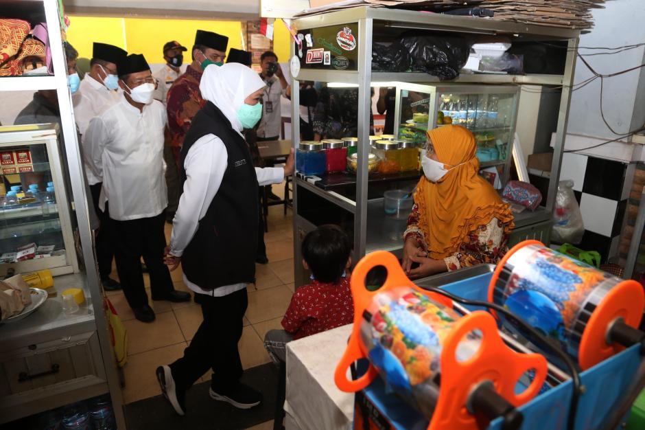 Baznas RI Salurkan Bantuan Modal pada 10.000 UMKM Terdampak Pandemi Covid-19-4
