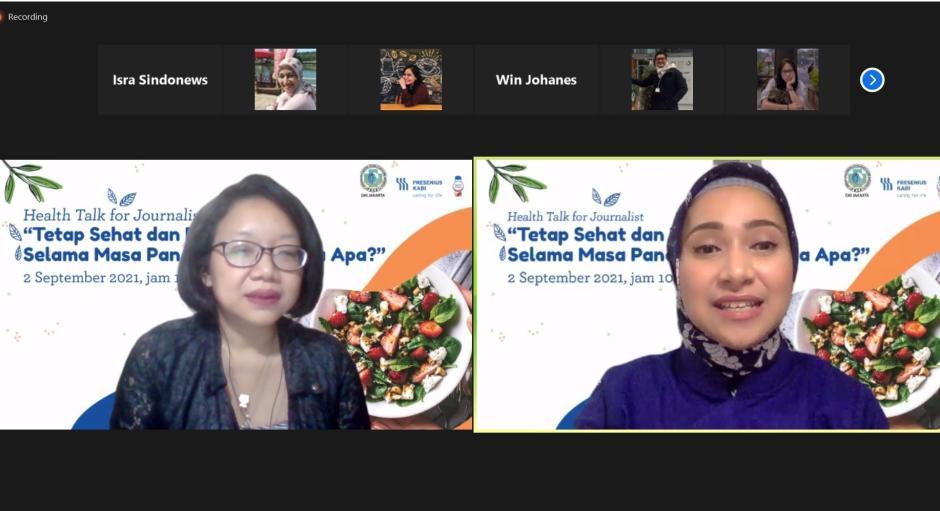 PDGKI Jaya Ajak Jurnalis Tetap Sehat dan Produktif di Masa Pandemi-1