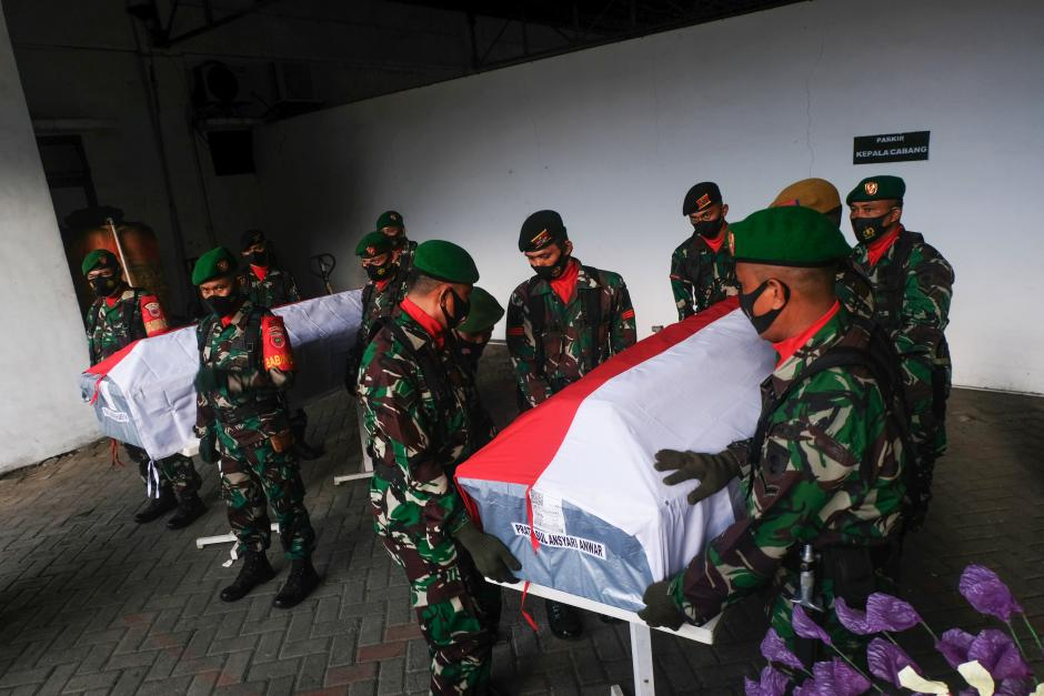 Pelepasan Jenazah TNI AD Korban OPM-0