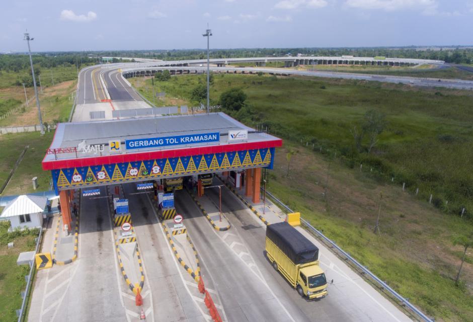 Jalan Tol Trans Sumatera Ruas Kayu Agung-Palembang-1