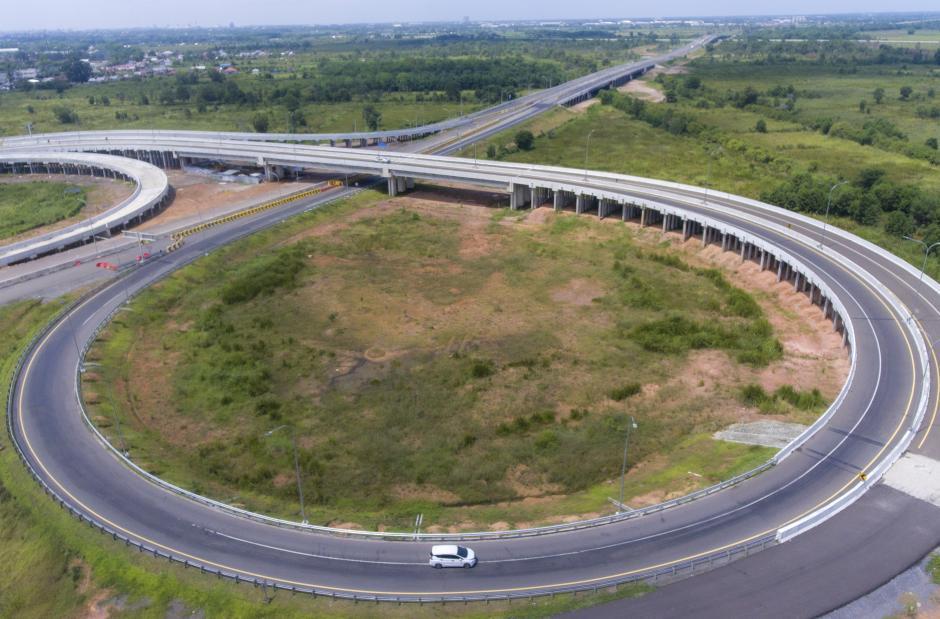 Jalan Tol Trans Sumatera Ruas Kayu Agung-Palembang-2