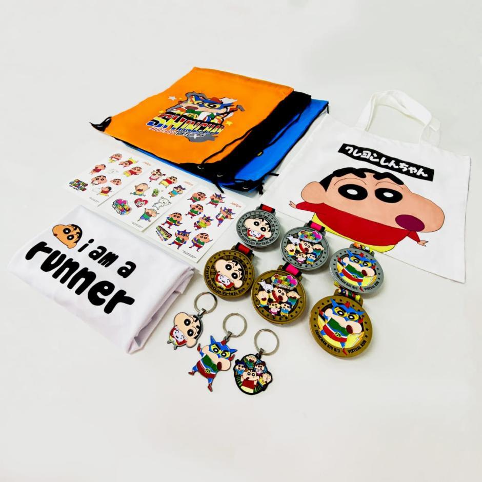 Kolaborasi JomRun, Nickelodeon dan Animation International Gelar Virtual Fun Runs-1