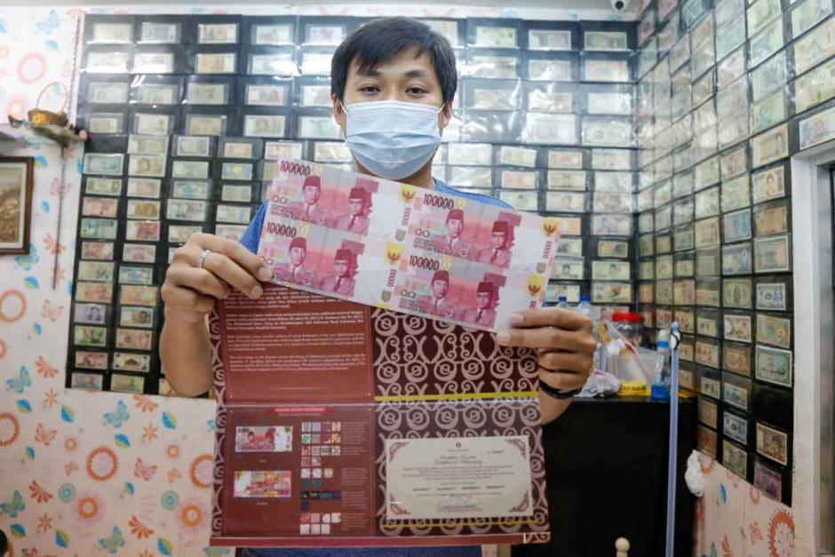 Berbanding Terbalik di Marketplace, Uang Koin Rp 500 Bunga Melati di Pasar Baru Cuma Dihargai Goceng-2