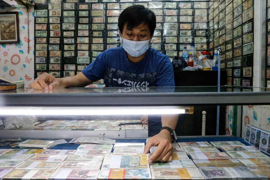 Berbanding Terbalik di Marketplace, Uang Koin Rp 500 Bunga Melati di Pasar Baru Cuma Dihargai Goceng-5