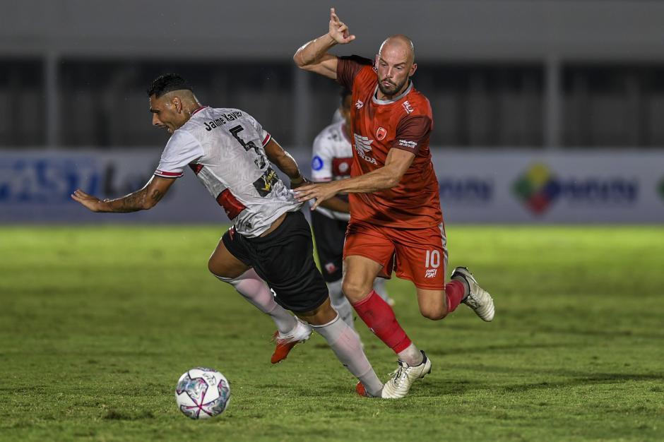 Madura United FC Bermain Imbang Lawan PSM Makassar-1