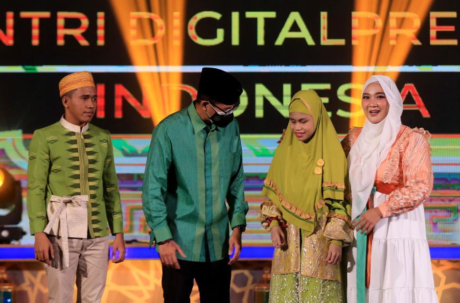 Sandiaga Uno Dorong Santri untuk Menjadi Digital Preneur Demi Indonesia Bangkit-2