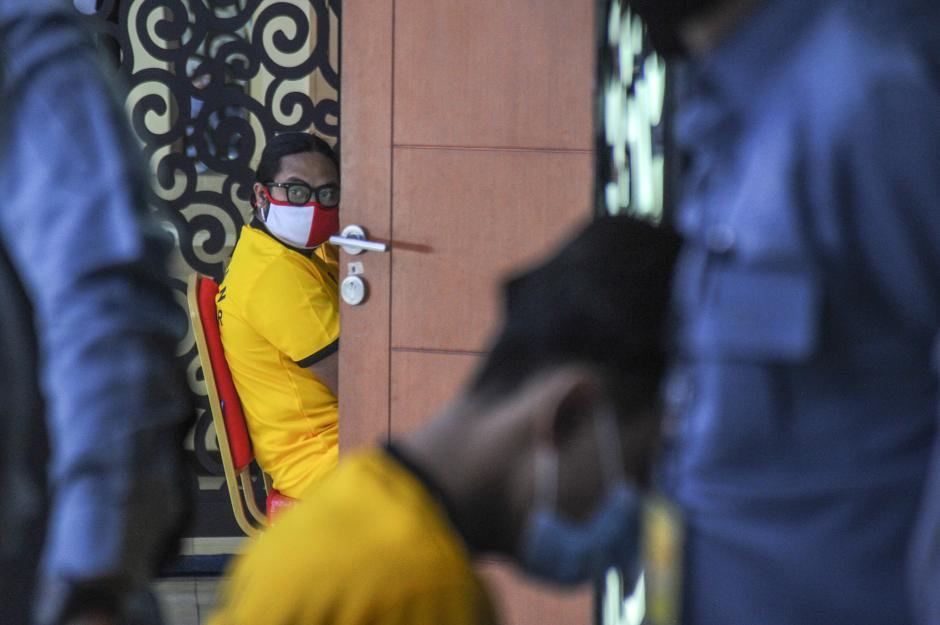 Pengungkapan Kasus Serifikat Vaksin Palsu di Bandung-0