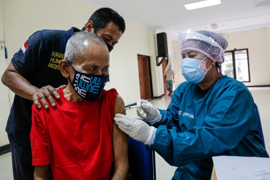 Melihat Semangat ODGJ dan PKMS Jalani Vaksinasi Covid-19-0