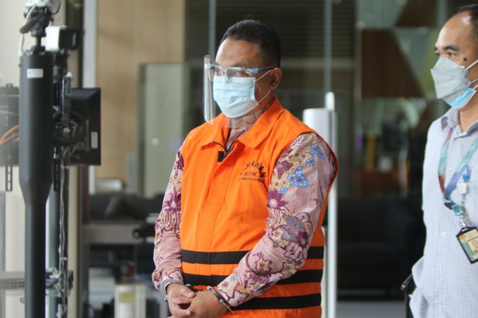 Dadan Ramdani Jalani Pemeriksaan Lanjutan Terkait Kasus Suap di KPK-1