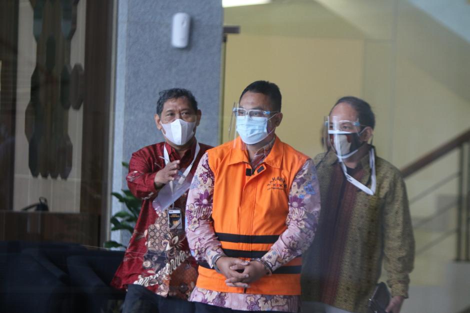 Dadan Ramdani Jalani Pemeriksaan Lanjutan Terkait Kasus Suap di KPK-0