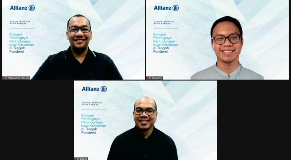 Kebutuhan Perlindungan Karyawan Naik di Masa Pandemi, Allianz Tawarkan Askes Kumpulan-2