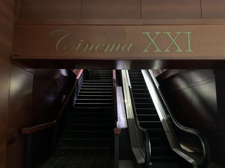 Sudah Boleh Buka, Begini Potret dan Kondisi Sejumlah Bioskop Hari ini-2