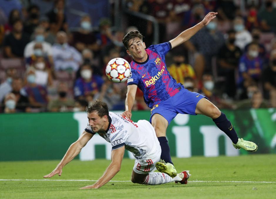 Dihajar Bayern Munchen 3-0, Barcelona Tumbang di Camp Nou-1