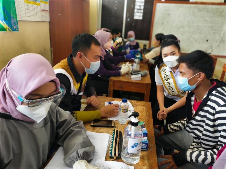 Hadir di Daerah Terpencil, Sentra Vaksinasi MNC Peduli Sasar Warga Desa Malasari Bogor-1
