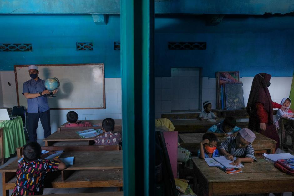 Istiqamah Cerdaskan Anak-anak di Utara Makassar-7