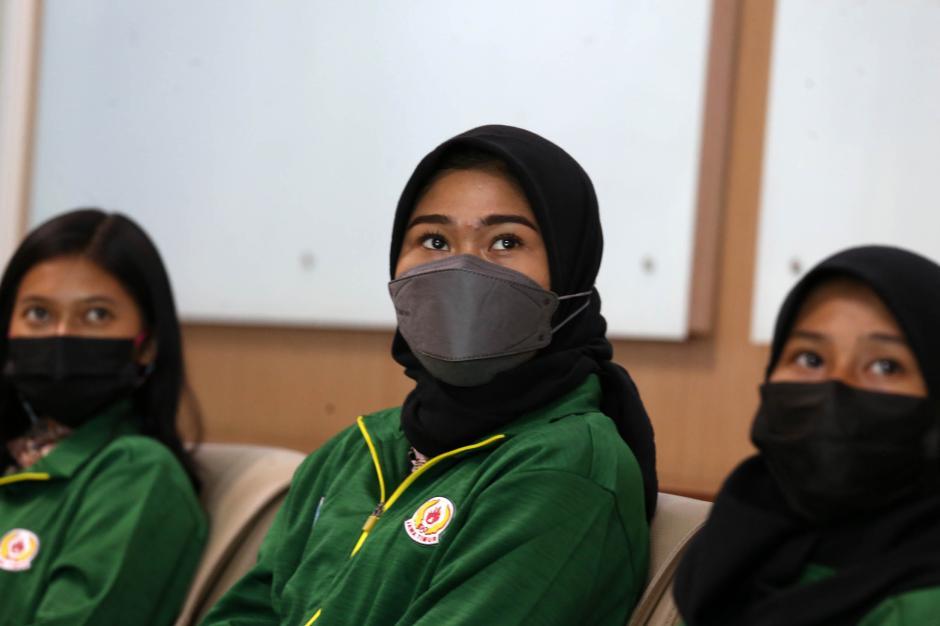 Sembilan Mahasiswa UMSurabaya Wakili Jawa Timur di Ajang PON Papua-2