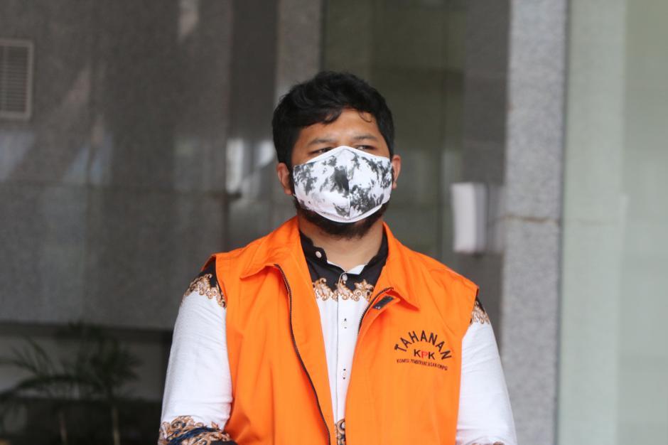 Dugaan Potong Dana Bansos, Anak Bupati Bandung Barat Jalani Sidang Lanjutan-0