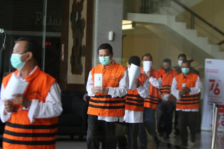 Tersangka Kasus Suap Jual Beli Jabatan Probolinggo Kembali Diperiksa di KPK-2