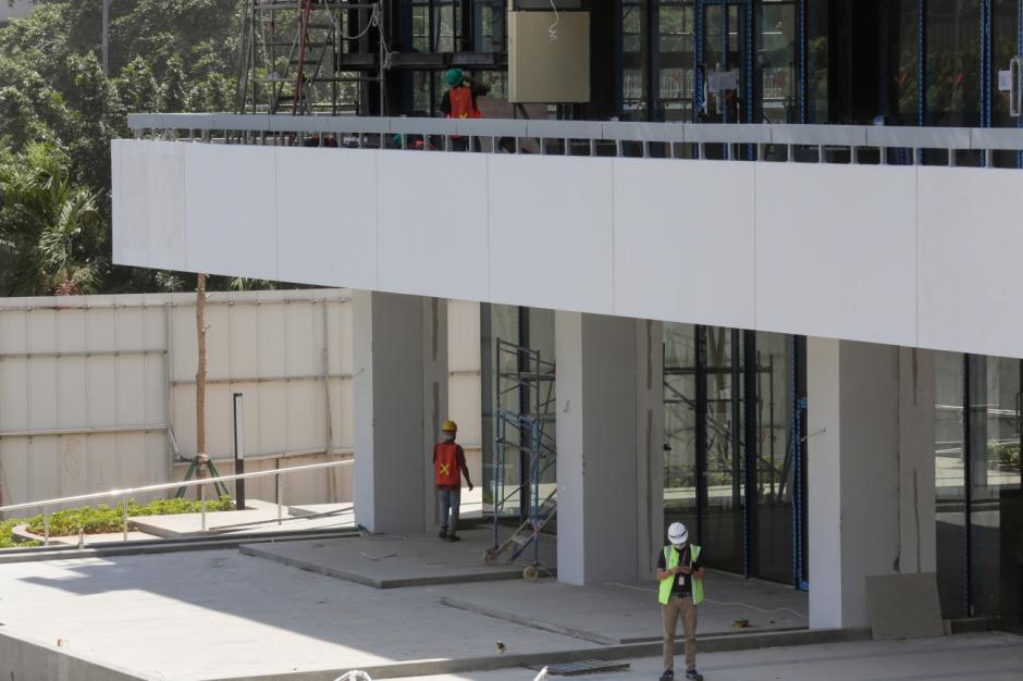 Pemugaran Gedung Sarinah Ditargetkan Rampung Awal Tahun 2022-4