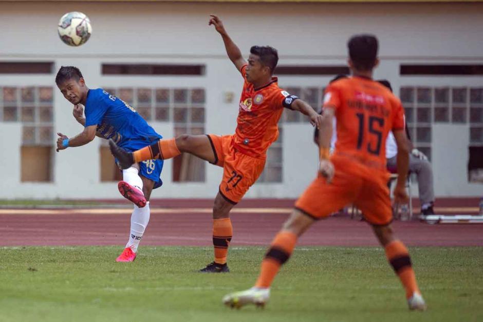 Liga 1 : PSIS Semarang Lawan Persiraja-2