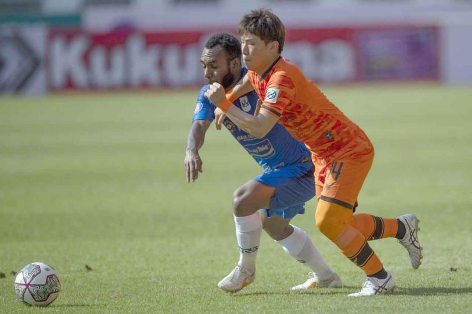 Liga 1 : PSIS Semarang Lawan Persiraja-3