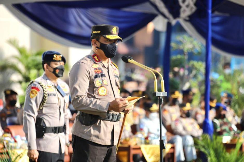 Gelar Operasi Patuh Candi, Kapolda Jateng Tegaskan Seratus Persen Bersifat Simpatik dan Humanis-3