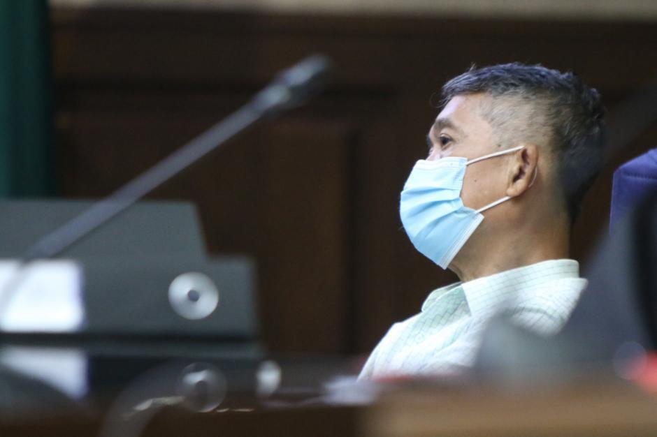Terdakwa Bachtiar Effendi Jalani Sidang Kasus Korupsi Asabri-0