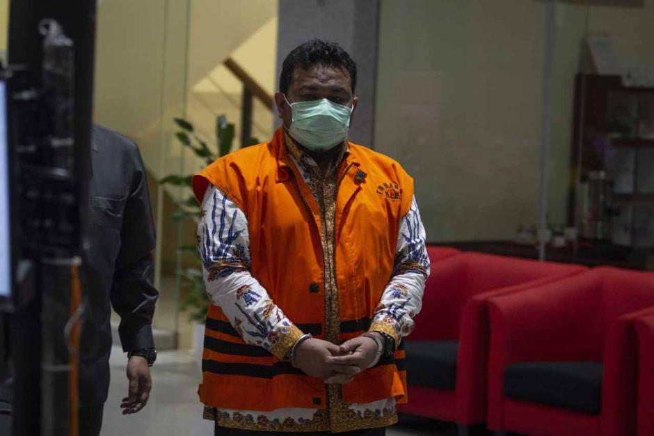 Penyuap Penyidik KPK Divonis Dua Tahun Penjara-1