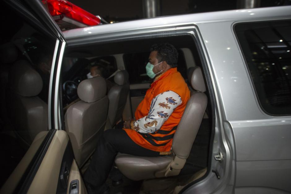 Penyuap Penyidik KPK Divonis Dua Tahun Penjara-0