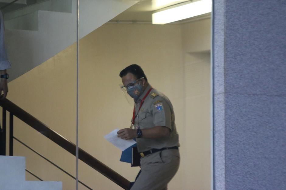 Anies Baswedan Jadi Saksi Tersangka Eks Dirut Perumda Sarana Jaya-2