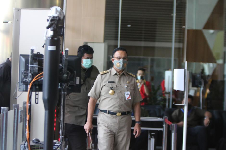 Anies Baswedan Jadi Saksi Tersangka Eks Dirut Perumda Sarana Jaya-0