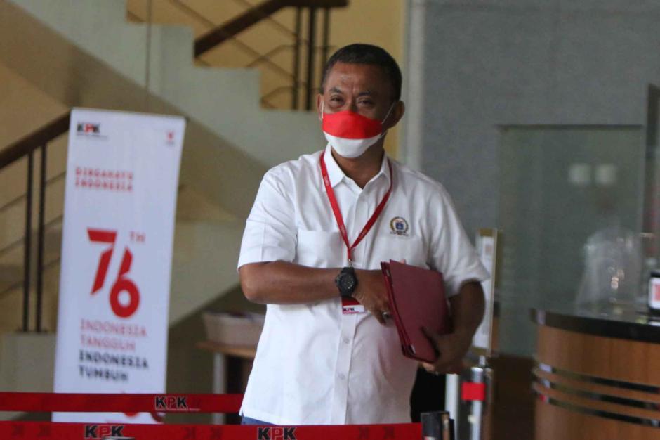 Susul Anies Baswedan, Ketua DPRD DKI Prasetyo Edi Turut Diperiksa di KPK-4
